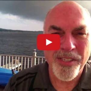 Storm Coming on This Week's Video Blog