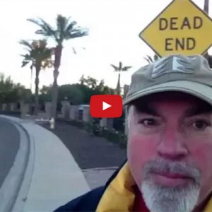 Dead End on This Week's Video Blog